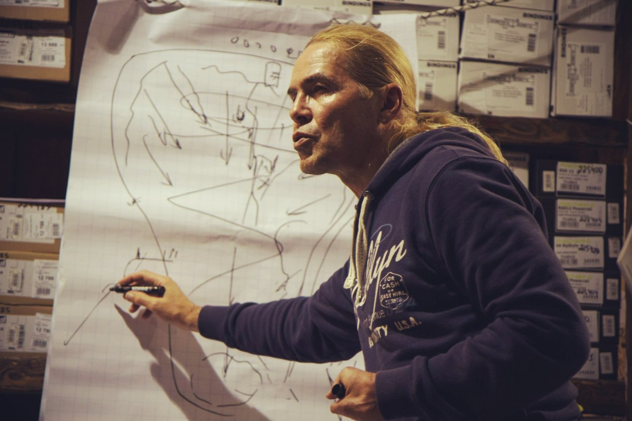 Игорь Загвоздин Альпиндустрия 25.10.2013