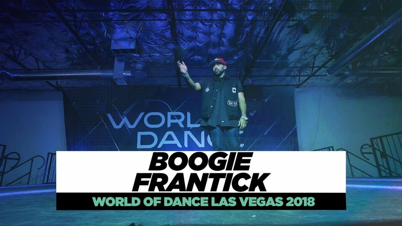 Boogie Frantick | FRONTROW | World of Dance Las Vegas 2018 | WODVEGAS18 | Danceproject.info