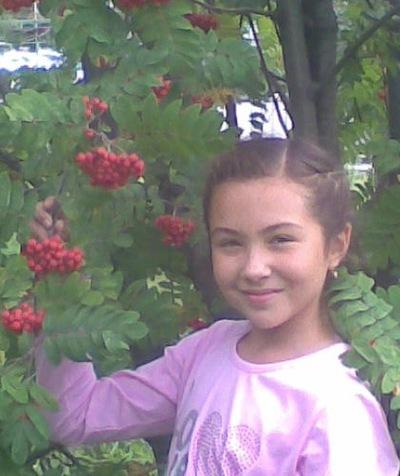 Камилла Зайнуллина, 28 июля 1999, Уфа, id186174558