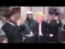 оффис Трампа перед нападением на Сирию