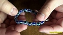 Бохо синий Хамса Фатима браслет на руку от Laamei От сглаза