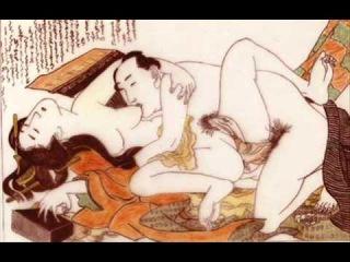 Japan Erotic Art Artist Paintings Images Эротика древней японии.