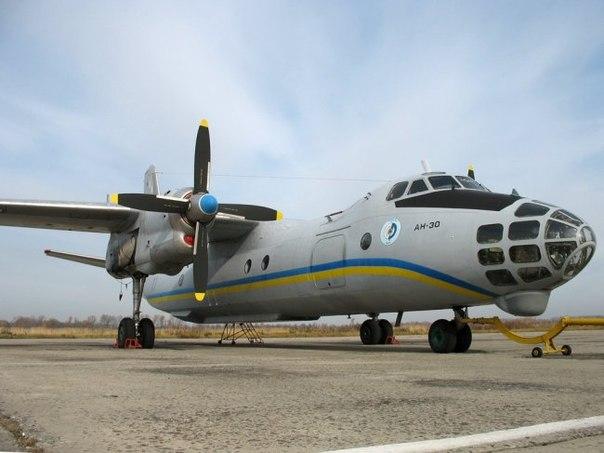 Европейские военные наблюдатели на украинском самолете совершат полет над территорией РФ и Беларуси