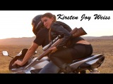 The Girl, The Gun, and The Motorcycle - Premiere Trick Shot - Kirsten Joy Weiss