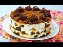 Шоколадный Торт Без Выпечки Простой рецепт