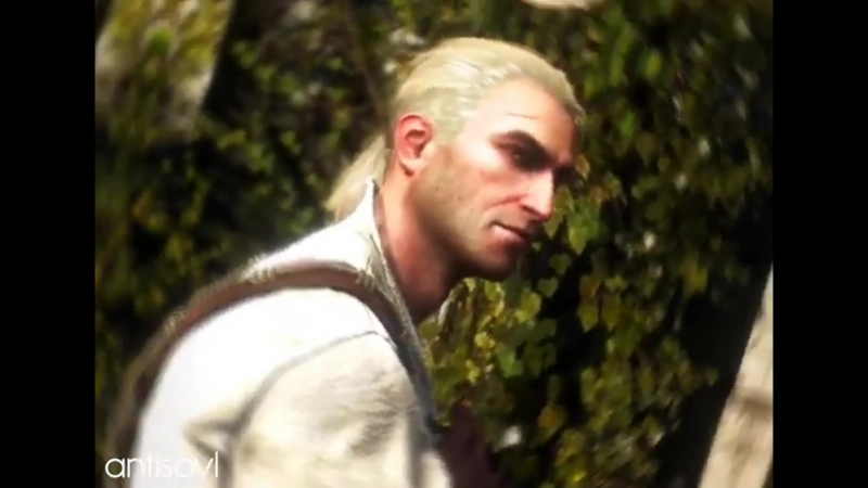 「⊱ the witcher 3 ⊰」geralt of rivia