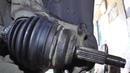 Замена наружного пыльника гранаты Lanos