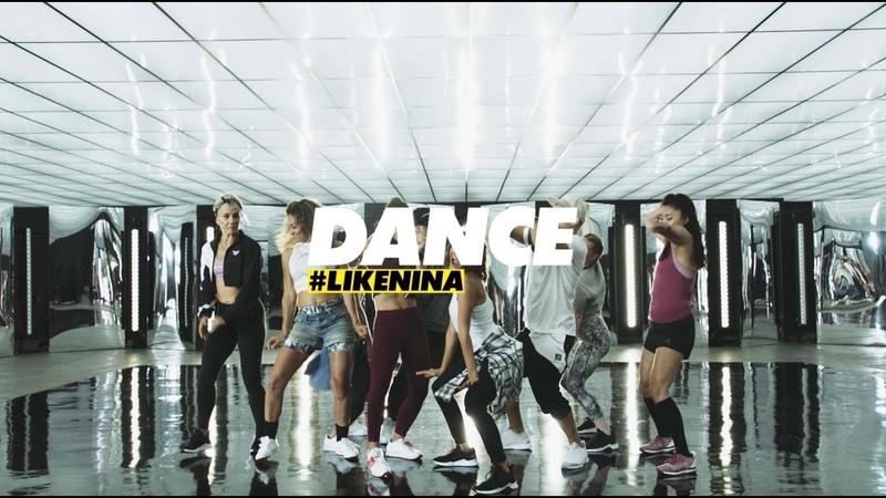 DANCE LIKENINA | Week 4 Reebok x Les Mills BODYJAM workout