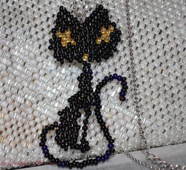 """""""Черная кошка-примета к"""