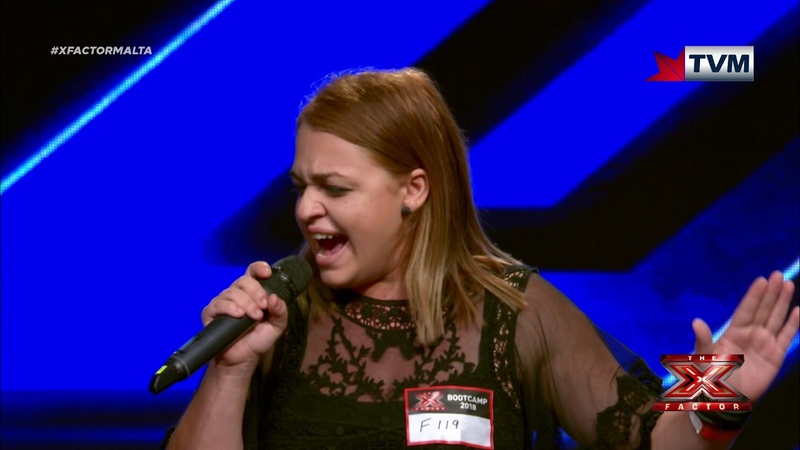 X Factor Malta - Bootcamp - Class 5 - Human