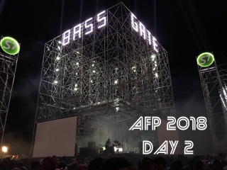 Afp 2018. day 2 (jan blomqvist, rudimental, flux pavilion, swanky tunes, yellow claw, alesso)