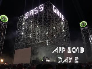 Afp 2018. day 2 (jan blomqvist, rudimental, flux pavilion, swanky tunes, yellow claw, alesso)