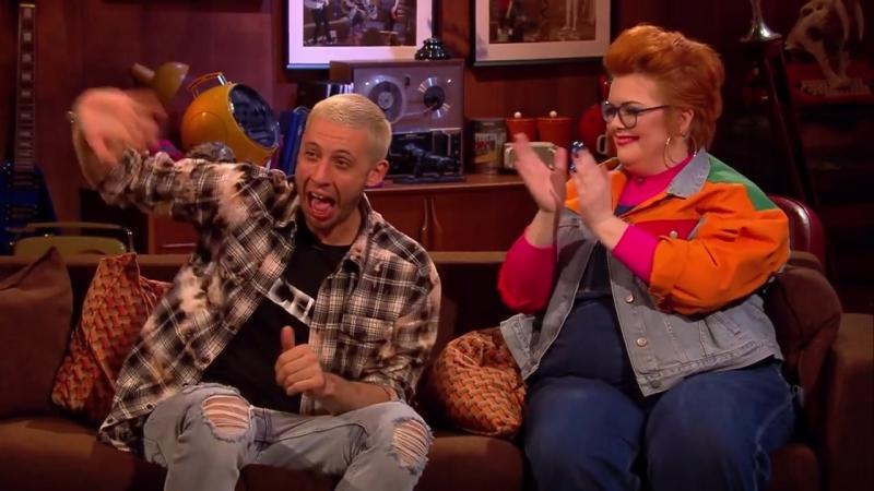 The Chris Ramsey Show 2x04 Jayde Adams Example