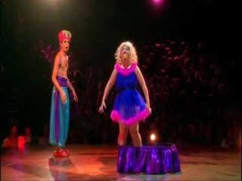 Cirque du Soleil's Varekai Clowns Claudio Carneiro