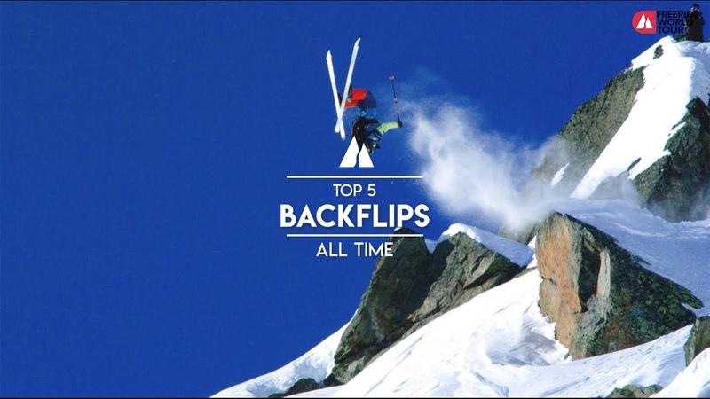 Top 5 Backflips ALL Time