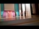Танец Морской Капитан .Репетиция на городской сцене в гддют.