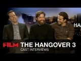 The Hangover 3: Cast Interviews (Bradley Cooper, Zach Galafianakis, Ed Helms & More)