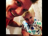 Nick carter and Odin carter adorable video - YouTube