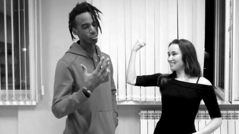 Интервью с Berani RigondeauxAlexandra Yatsenko. О танцевальном стиле Reggaeton.