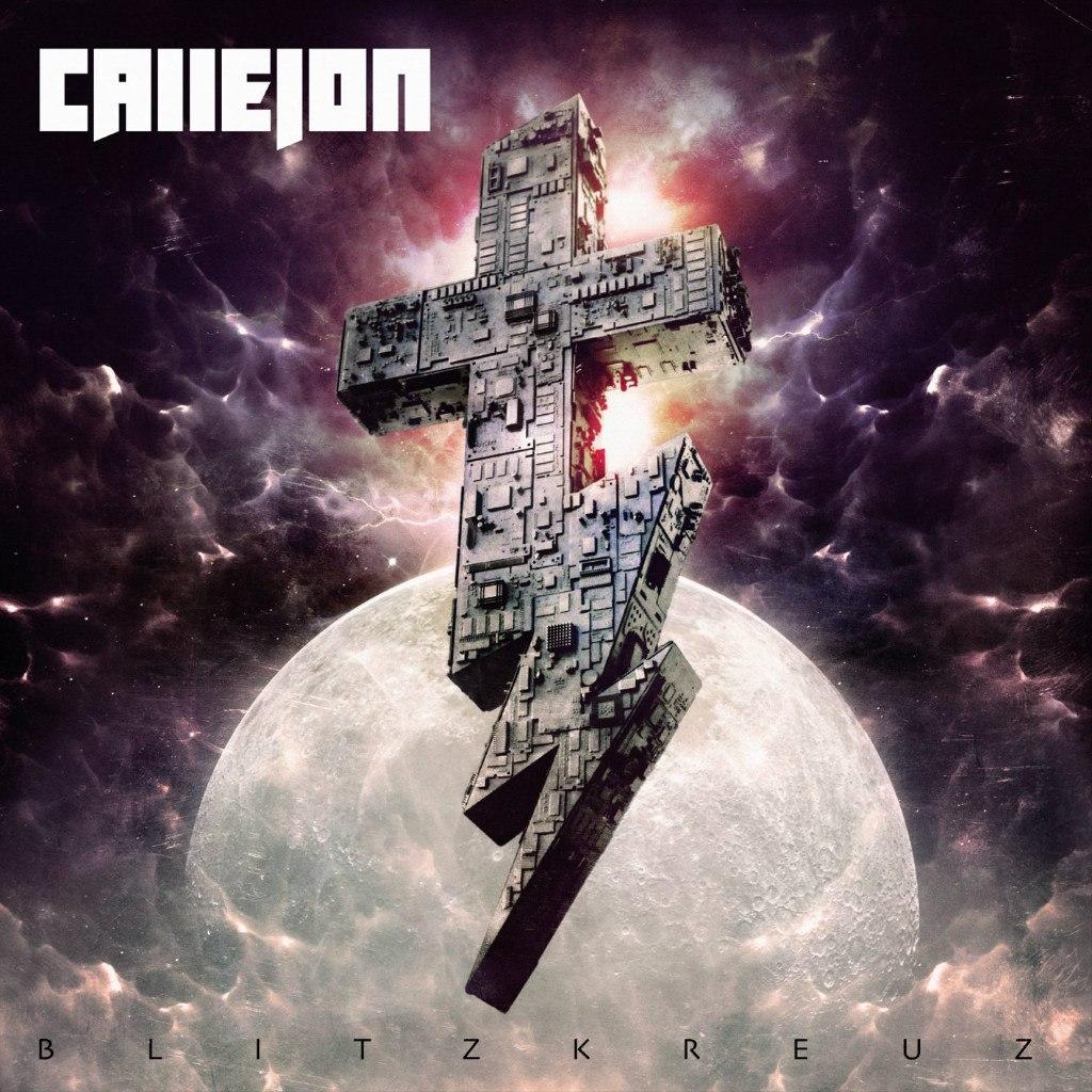 Callejon -  Blitzkreuz (2012)