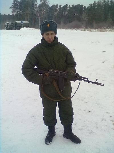 Серега Селиверстов, 17 августа 1993, Ангарск, id155348189