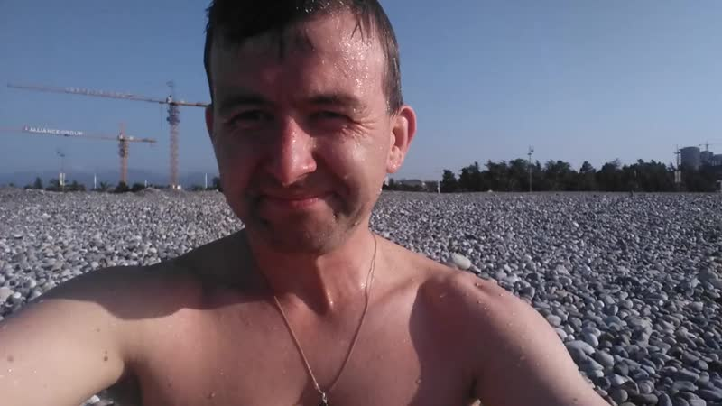 Роман Микрюков Грузия Море