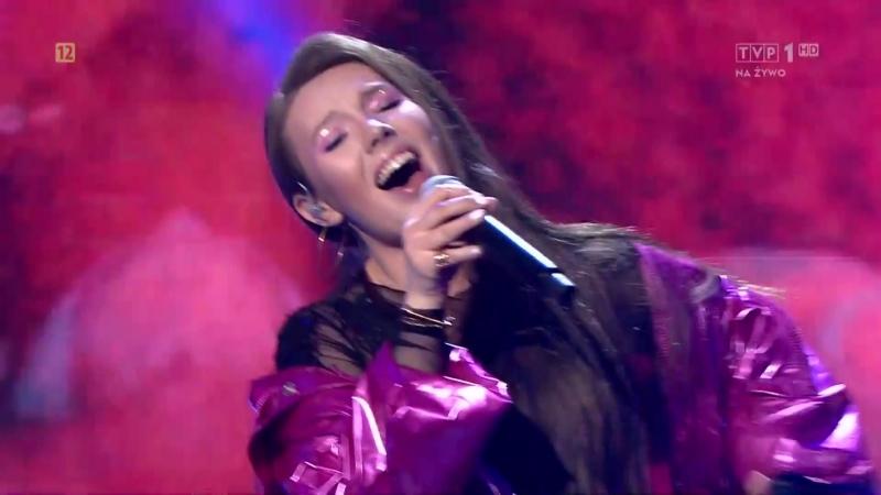 "Eurowizja - Isabell Otrębus – ""Delirium"""