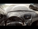 Cadillac CTS 322hp(no cats) 1950kg vs BMW 650 367hp(no cats) 1720kg