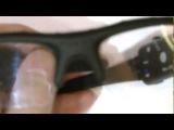 очки с видеокамерой скрытая камера Glasses Camera Spy Camera