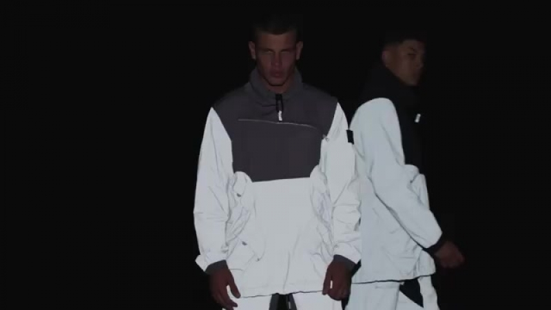 Stone Island_SS '018 GARMENT DYED PLATED REFLECTIVE WITH NY JERSEY-R