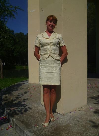 Татьяна Лучина, 12 марта 1968, Раменское, id222584741