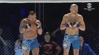 IWT TV 4 Sochaczew (Dragon Fight Club) vs - Gdynia (Fight Gym Gdynia) Iron Warriors Team