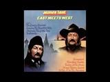 James Last - East Meets West. LP2.