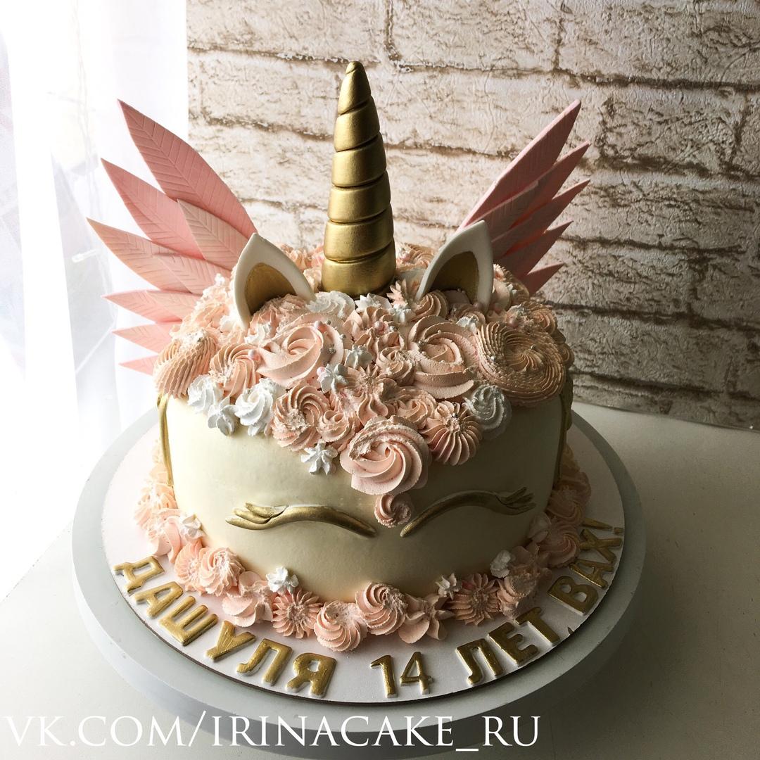 Торт единорог (Арт. 448)