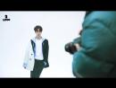 UNIQ LIFE:Ибо × Съемки трейлера к《PRODUCE101》