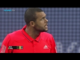 10 Brilliant Jo-Wilfried Tsonga Shots