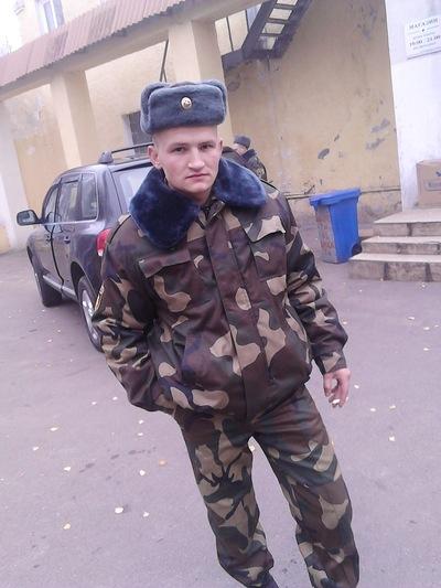 Сергей Егоров, 5 мая 1992, Орел, id148392806