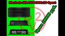 Очень мощный и стабильный 2-х канальник MACHETE OGO-1500.2 SPORT.
