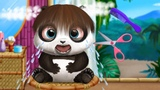 Fun Animals Cute and Hair Style Game - Baby Animal Hair Salon 2 Games for Kids and Toddlers