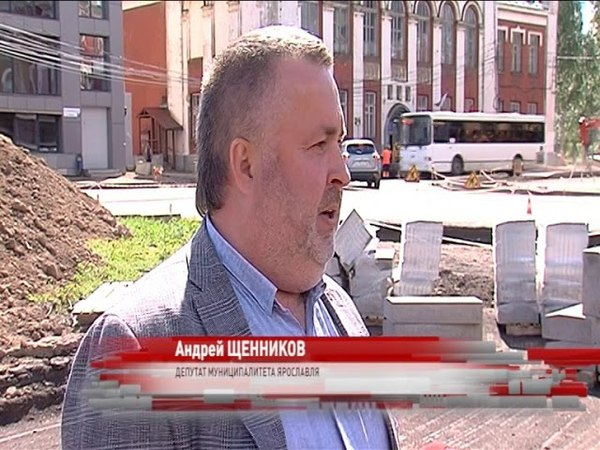 На Красном Перекопе своего обновления ждет и Комсомольская площадь