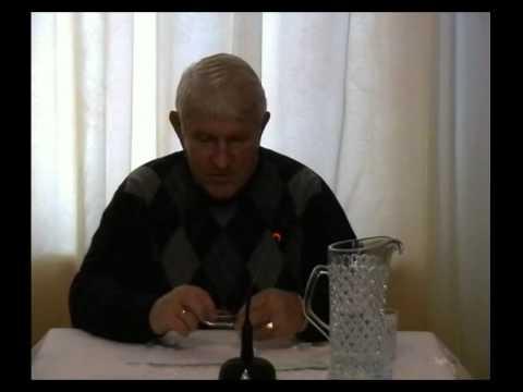 2008.11.09. Беседы с Войновым Н.М. В поисках истины. Диск 16