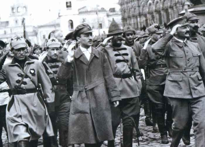 Товарищ Троцкий