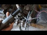 самодельный ОСЦИЛЛЯТОР для аргоннодуговой сварки .homemade OSCILLATOR automata for argon-arc welding