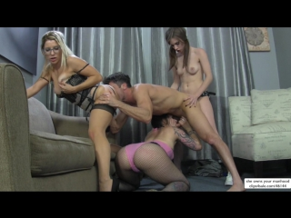 Anya olsen, ashley fires, lux orchid - best break up therapy ever 720p