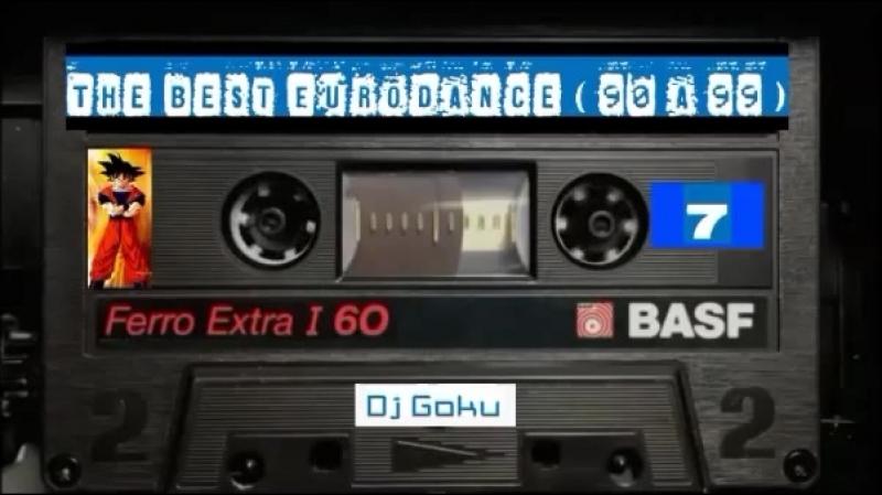 The Best Eurodance ( 90 a 99 ) - Part 7