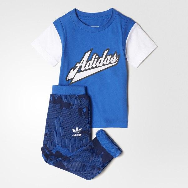 Комплект: футболка и брюки Pants