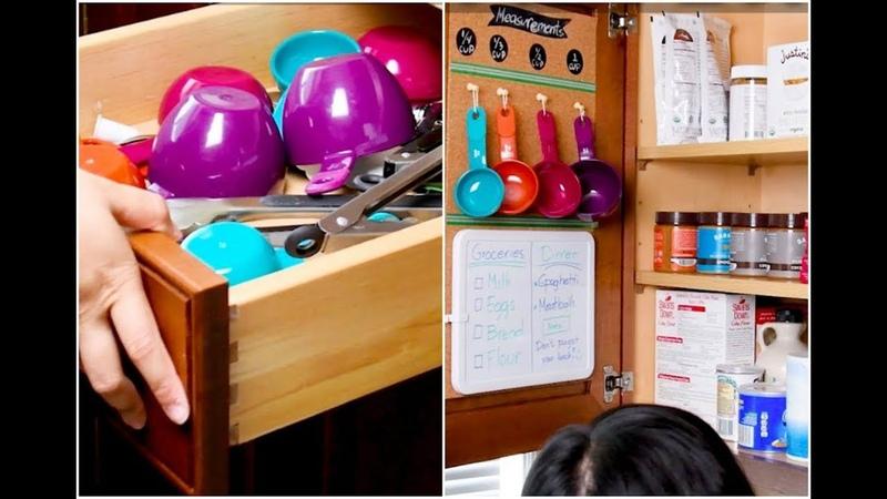 افكار وحيل مفيدة للمطبخ ✔❗مدهشة لازم كل بن