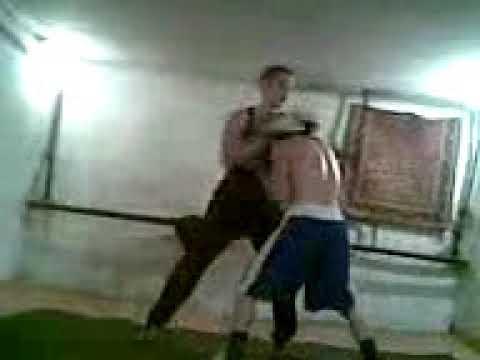 GGG Руслан Мадиев Первые бои. Спаринг. 2010 год