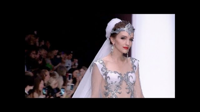 Fashion Laboratory of Vyacheslav Zaitsev | Fall Winter 2018/2019 Full Fashion Show | Exclusive