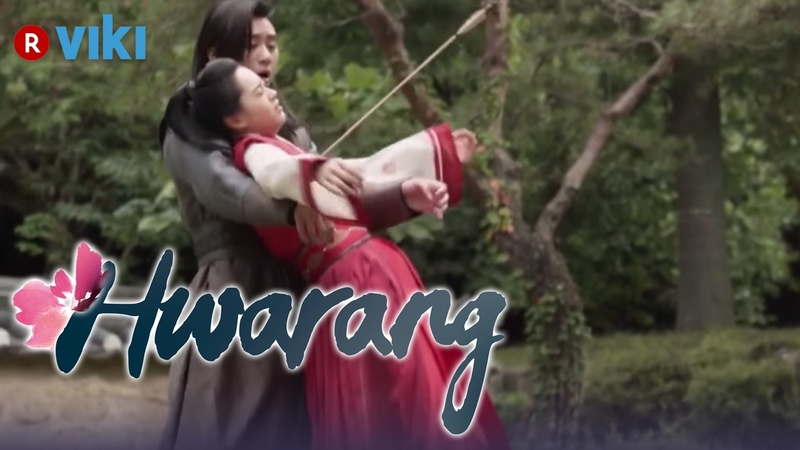 Hwarang - EP 18 | Go Ara Takes an Arrow for Park Seo Joon [Eng Sub]